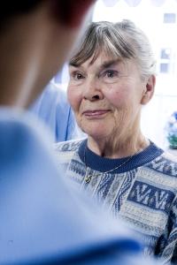 Hjælp og vejledning vedr. seniortandpleje